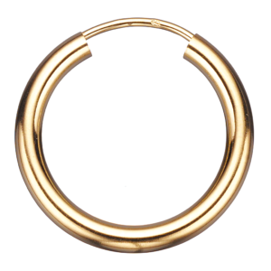14 Karat Guld Øreringe fra Scrouples 1205
