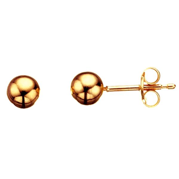 14 Karat Guld Ørestikker fra Scrouples 9375