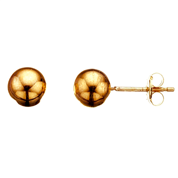 14 Karat Guld Ørestikker fra Scrouples 9395