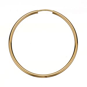 8 Karat Guld Øreringe fra Scrouples 11403