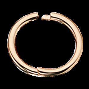 8 Karat Guld Øreringe fra Scrouples 115933
