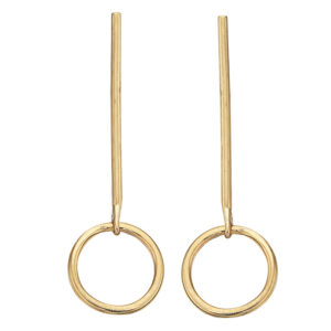 8 Karat Guld Øreringe fra Scrouples 117733