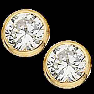 8 Karat Guld Ørestikker fra Scrouples 112053