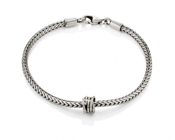 Aagaard Sølv armbånd - 11103229-19 19 centimeter