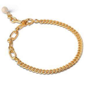 Adelia Bracelet | Forgyldt Fra Enamel Copenhagen