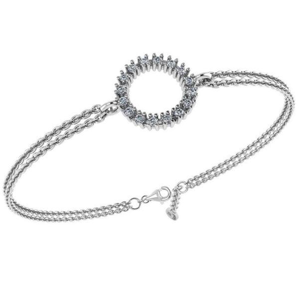 Armbånd fra Smykkekæden DML0179S