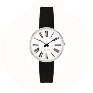 Arne Jacobsen Roman ur 30mm - 53300-1401