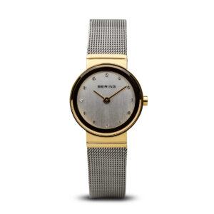 BERING Classic dameur i farven guld/sølv 10126-001