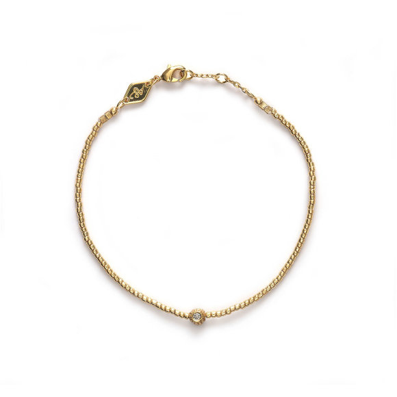 Balani Bracelet   Forgyldt Fra Anni Lu