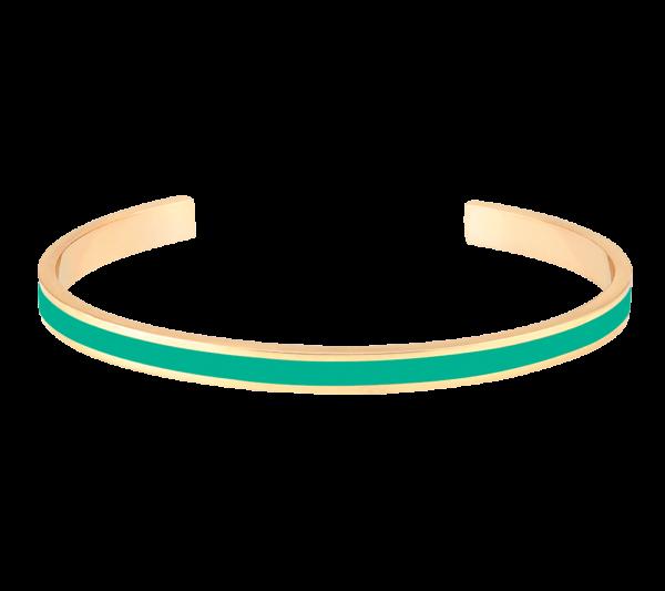 Bangle Up Bangle armbånd - Arcadia Green