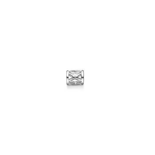 Black Sun HARLEQUIN Perle i sølv fra Mads Z