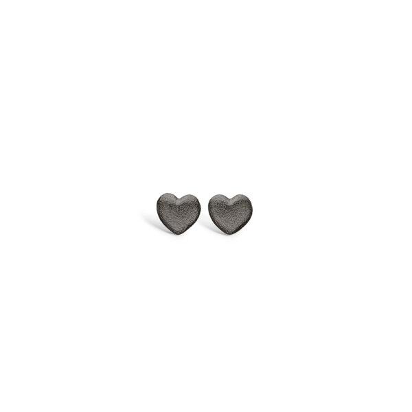 Blossom Sølv Ørestikker med Hjertemotiv 25911130