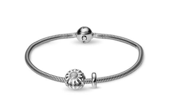 CHRISTINA Beads bracelet kampagne - 615-S-MARGUERIT 18 centimeter