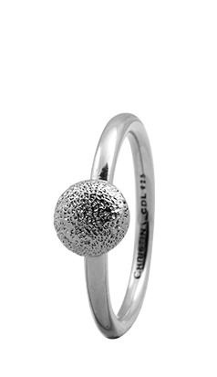 CHRISTINA Sølvring Shine - 1.7A Størrelse 49