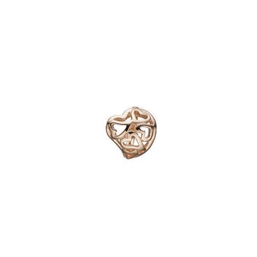 Christina Collect 14 kt. guld charm - Dreaming Hearts