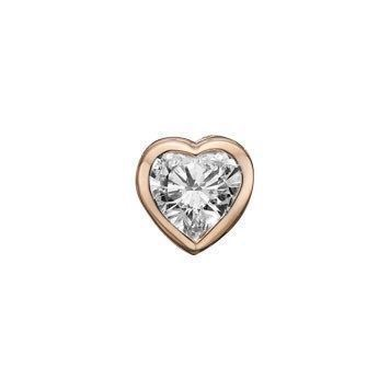 Christina Collect 14 kt. guld charm - True Hearted