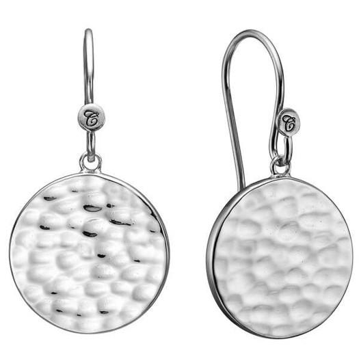 Christina Collect - EXPERIENCE sølv øreringe
