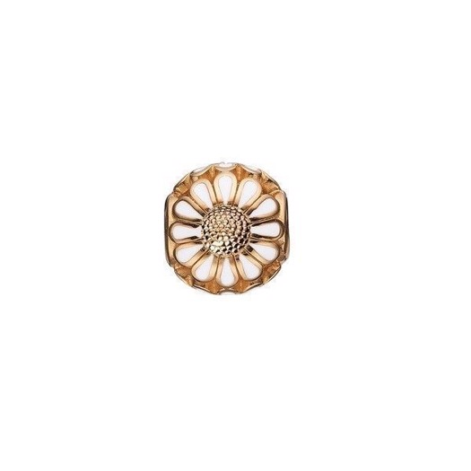Christina Collect - Forgyldt charm MARGUERITE