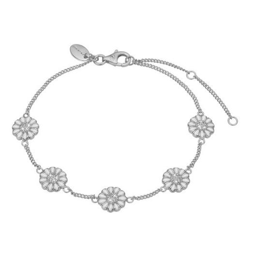 Christina Collect - Sølv armbånd 5 MARGUERITES