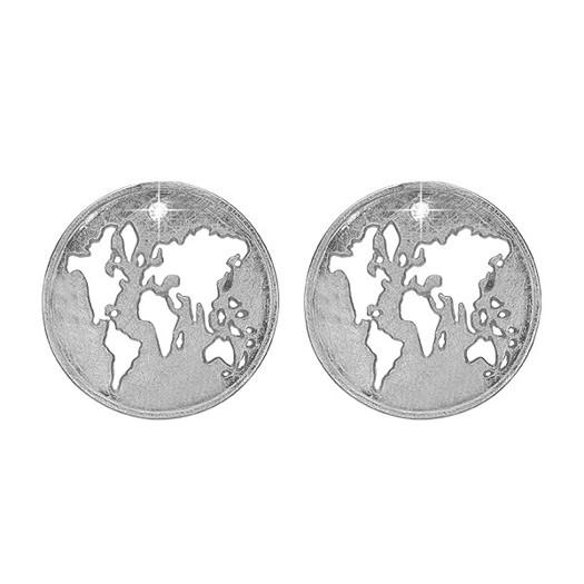 Christina Collect 'The World' ørestikker i sølv