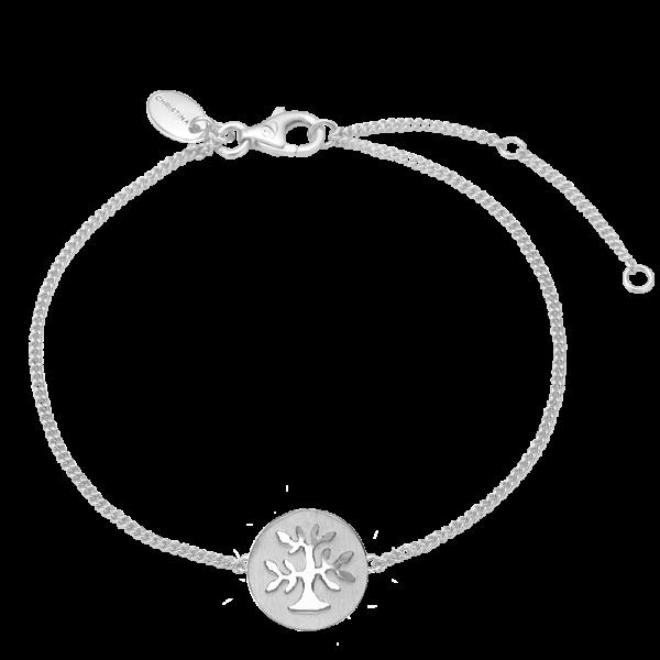 Christina Jewelry Plant a tree armbånd i sølv
