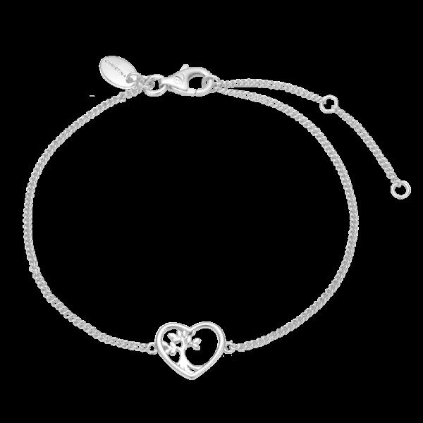 Christina Jewelry Roots of a tree armbånd i sølv