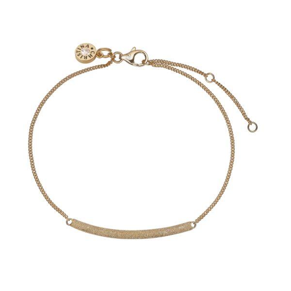 Christina Stardust armbånd - 601-G11 21 centimeter