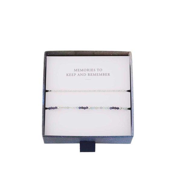 Dream Armbånd Box, 15-18 Cm   Sølv Fra Pernille Corydon
