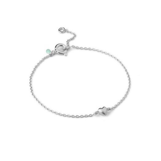 Enamel - Little Love Armbånd i sølv