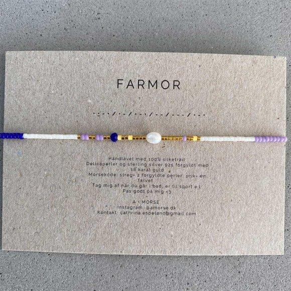 Håndlavede Armbånd   Farmor Fra A Morse
