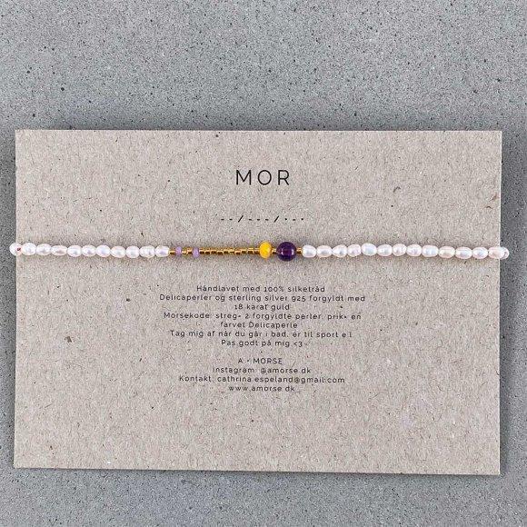 Håndlavede Armbånd | Mor Fra A Morse