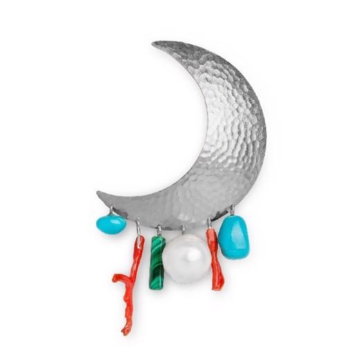 Jane Kønig - Big Moon i Mat Sølv