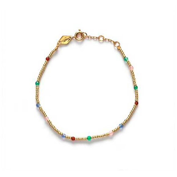 Jewel Armbånd | Forgyldt Fra Anni Lu