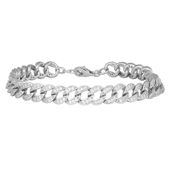 Joanli ELLENNOR armbånd i sølv med cz