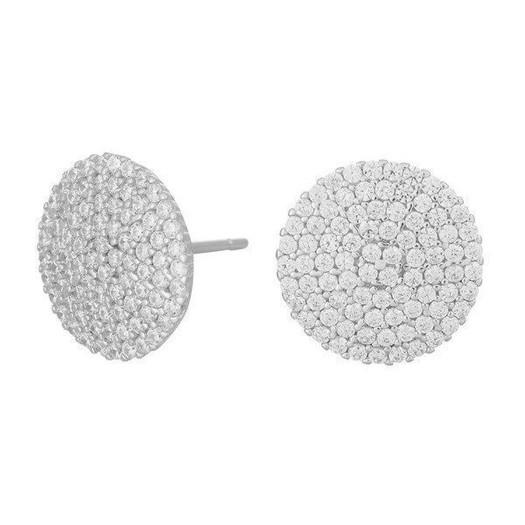 Joanli Nor - Bell - Sølv ørestikker med zirkonia