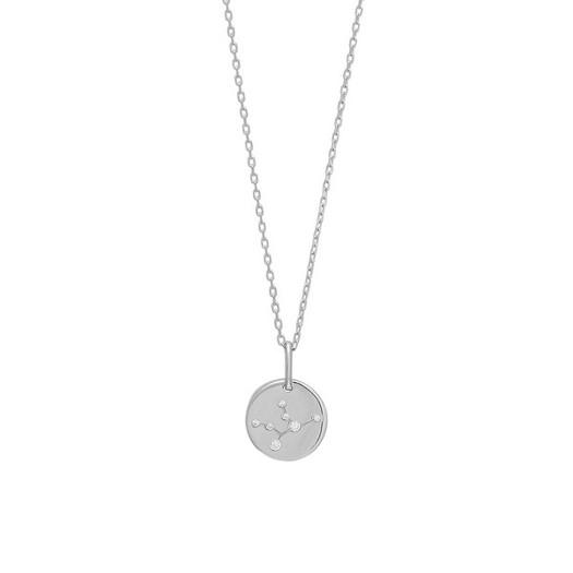 Joanli Nor - ESTELNOR sølvkæde 12 mm jomfru**