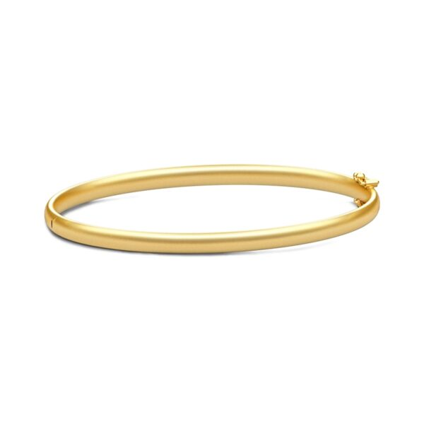 Julie Sandlau Classic armbånd i forhyldt sølv