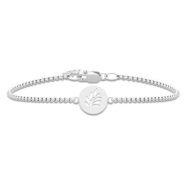 Julie Sandlau Classic armbånd i sølv