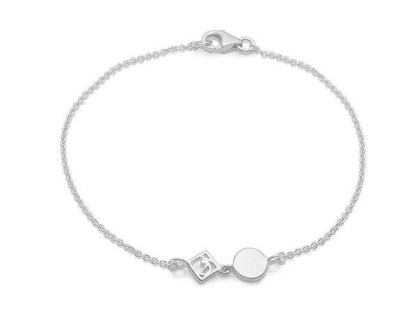Kranz & Ziegler Sølv armbånd 57 - 4004257-19