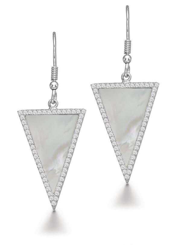 Kranz & Ziegler Sølv ørehænger - 6411048