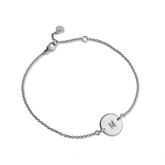 Lovetag Bracelet   Sølv Fra Jane Kønig