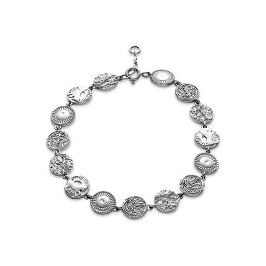 Maanesten - Eliana armbånd i sølv