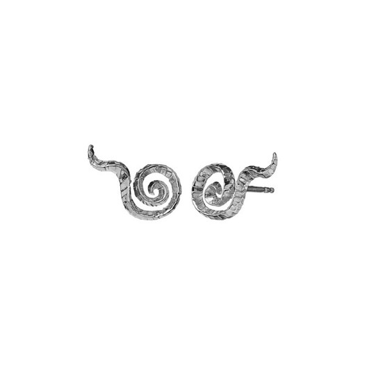 Maanesten - Karli ørering i sølv