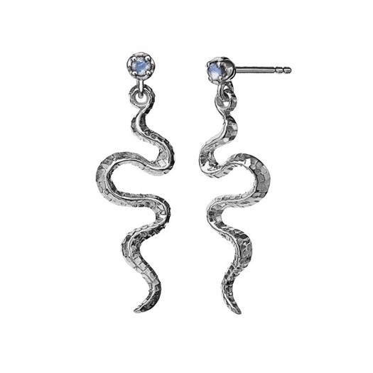 Maanesten - Lucy ørering i sølv