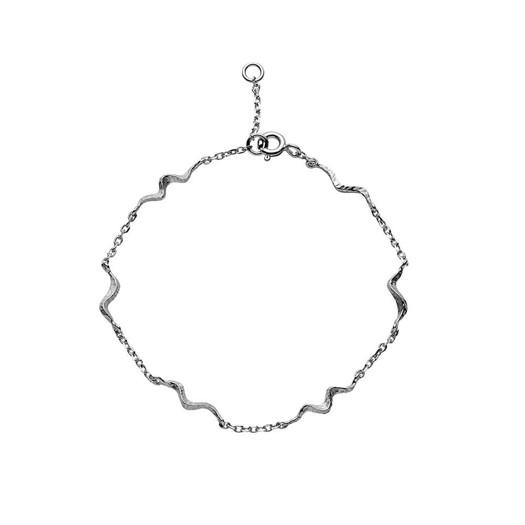 Maanesten - Unda armbånd i sølv