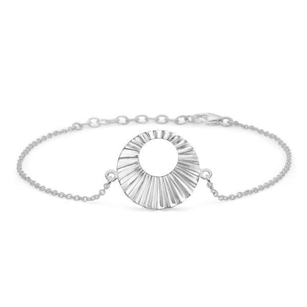 Mads Z Art armbånd i sølv