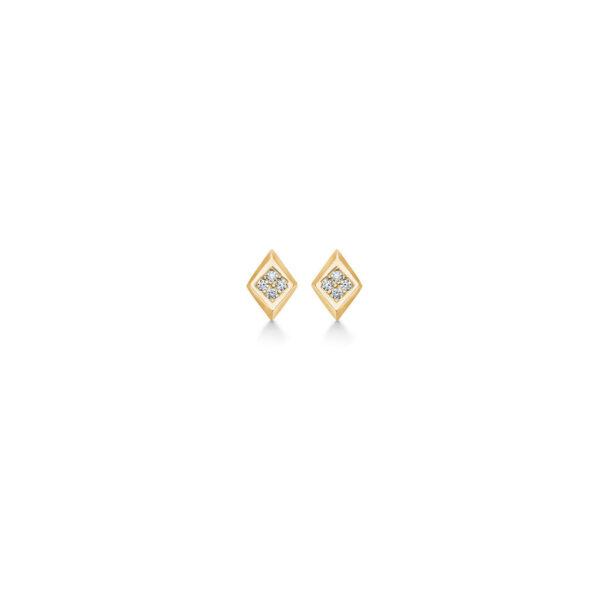 Mads Z Diamond ørestikker - 3317109