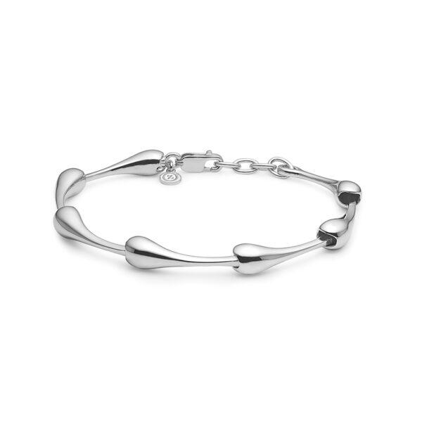 Mads Z Gravity sølv armbånd 19cm