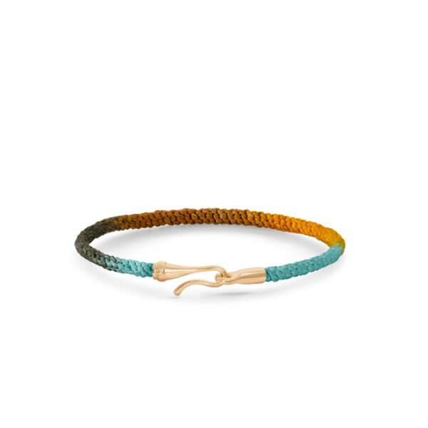Ole Lynggaard Life armbånd - Special edition guld - A3040-409 Indian Summer 17