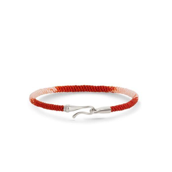 Ole Lynggaard Life armbånd rød - A3040-302 Red Emotions 17 cm